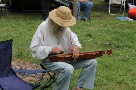 Maypole music, 2014. Photo courtesy of Mark H.