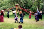 The Maypole in 2001