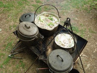 A feast! 2011