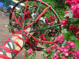 The 2011 Maypole is packed away for another year...