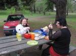 """Second Breakfast"", circa 2005. Photo courtesy of Kylie Moroney."