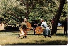 Old Varangian Guard. Circa 1982. Photo courtesy of Ray.