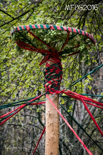 Dancing the maypole at the 2016 Gathering. Photo by Kylie Moroney.